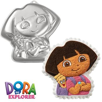 Wilton Dora the Explorer Cake Pan