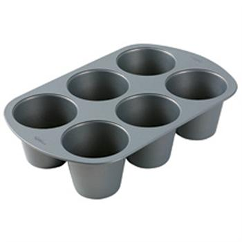 Wilton 6-Cup King-Size Muffin Pan
