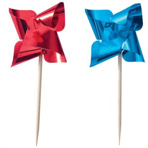 Wilton Pinwheel Party Picks