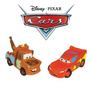 Cars Party Toppers