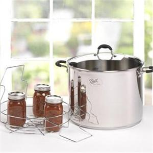 Ball Collection Elite Canner with Rack 21-qt