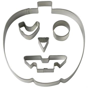 Wilton Pumpkin Fun Face Cutters