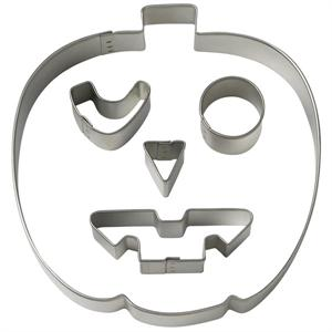 Pumpkin Fun Face Cutters