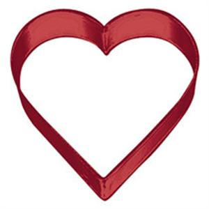 Wilton Red Heart Metal Cutter