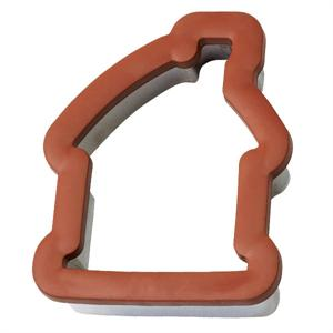 Gingerbread House Comfort Grip Cutter