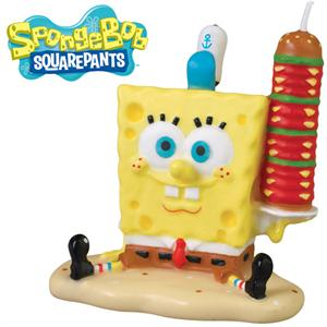 Wilton Spongebob Squarepants Birthday Candle