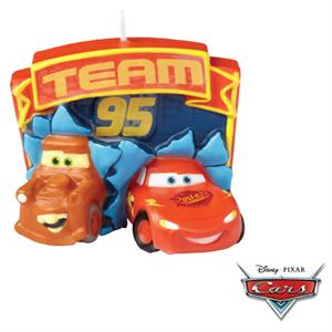 Wilton Disney Pixar Cars Birthday Candle