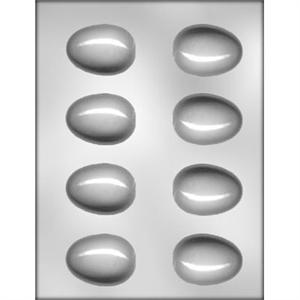 2-1/2-in Plain Egg Chocolate Mold
