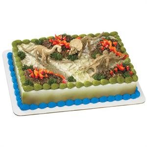 Decopac Dinosaur Skeleton Cake Kit