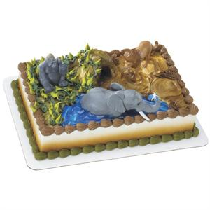 Decopac Jungle Buddies Cake Kit