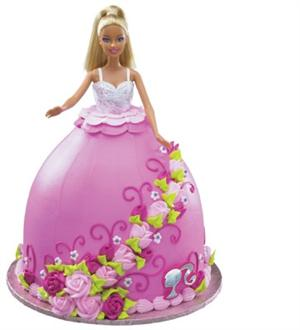 Decopac Barbie Roses Signature Cake Kit