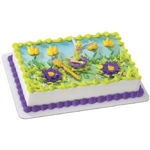 Disney Fairies Tinkerbell Flutter Cake Kit