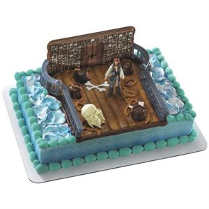 Pirates Of The Caribbean Cake Kit