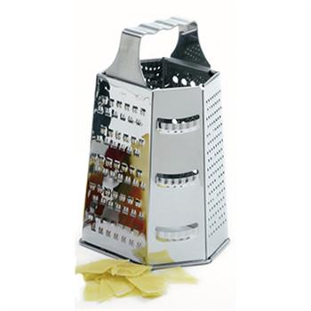 Norpro Stainless Steel 6 Sided Box Grater