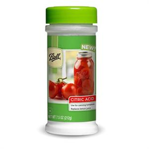 Ball Citric Acid 7.5-oz