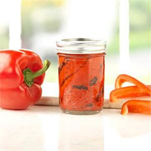 Ball Regular Mouth Half Pint (8-oz.) Glass Preserving Jars, Set of 12