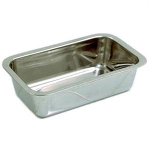 Stainless Steel 8-1/2 Inch Loaf Pan