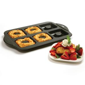 Norpro Nonstick Square Donut Pan