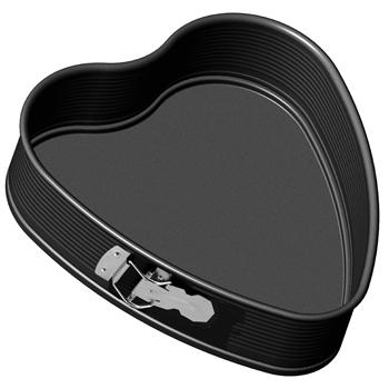 Zenker 9-1/2-Inch Heart Shaped Springform Pan