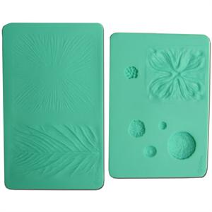 Wilton Flower Impression Set Fondant & Gum Paste Mold