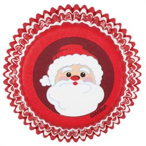 Wilton Secret Santa Standard Baking Cups