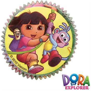 Wilton Dora The Explorer Baking Cups