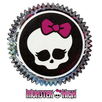 Wilton Monster High Baking Cups