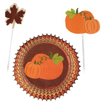 Wilton Autumn Cupcake Combo Pack