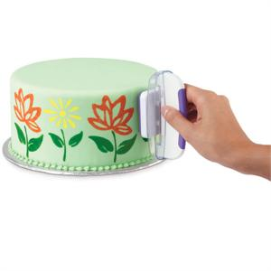 Wilton Small Cake Stamping Block