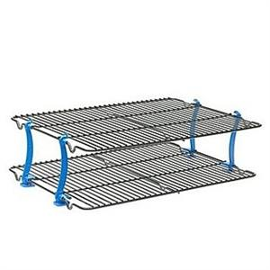 2 Piece Stackable Cooling Racks