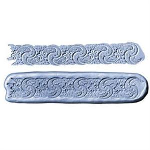CK Products 1-3/4 Inch Lace Border Silicone Mold