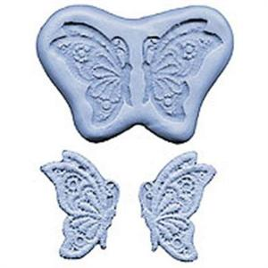 2-1/4 Inch Butterfly Silicone Mold