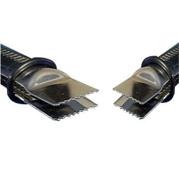 PME Serrated Straight Line Crimper Set