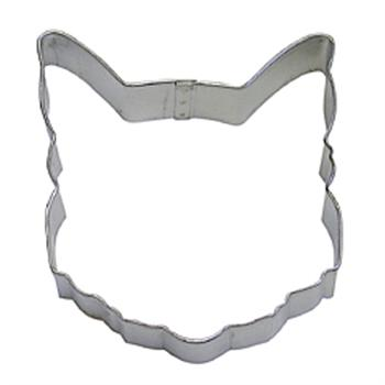 TBK Cat Face  Cookie Cutter