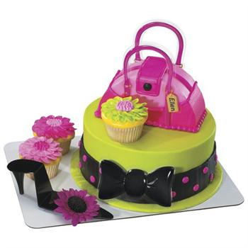 Decopac Shopping Diva Signature Cake Kit