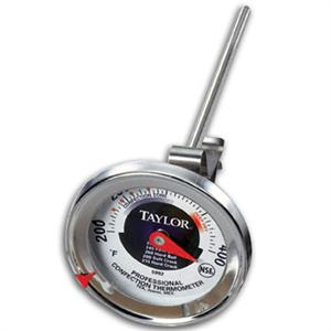 Stainless Steel Candy-Deep Fry Thermometer