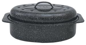 Granite-Ware 13-inch Covered Roaster