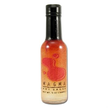 Magma Hot Sauce, 5 Ounce