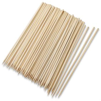 Fox Run 6-Inch Wooden Bamboo Skewers, 100 Count