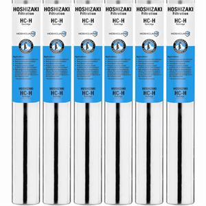 HF-H Water Filter Replacement Cartridges 6-Pack