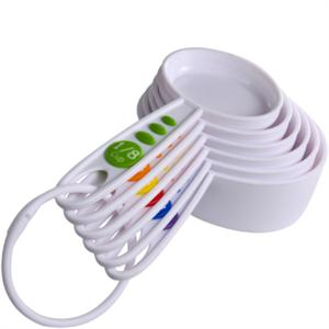 6 Piece Kids Measuring Cup Set