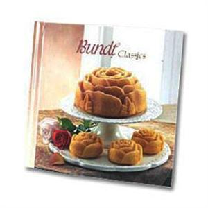 Bundt Classics Cookbook Hardback