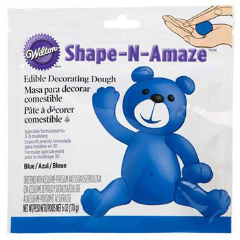 Wilton Shape-N-Amaze Edible Decorating Dough