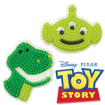 Wilton Toy Story Icing Decorations