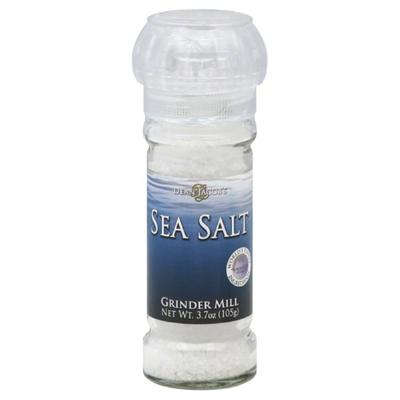 Dean Jacobs Sea Salt, 3.7-Ounce Grinder Jar