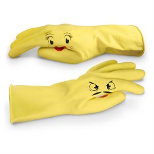 Fred and Friends DishPlay: Hand-Puppet Dish Gloves