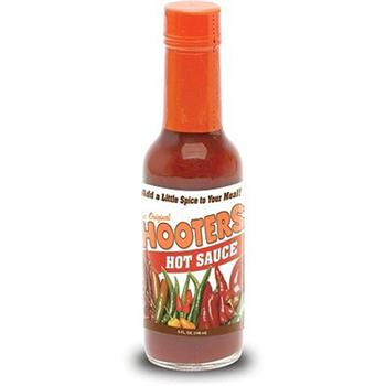 Hooters Original Hot Sauce, 5 Ounce