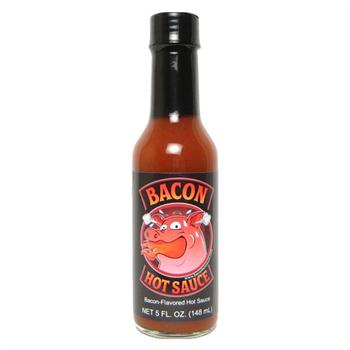 Bacon Hot Sauce, 5 Ounce