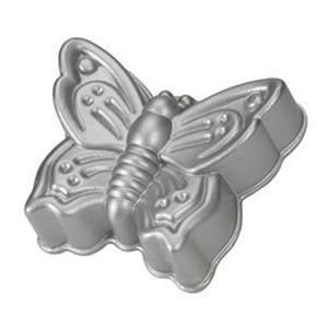 Nordic Ware Platinum Butterfly Cake Pan