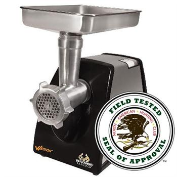 Weston Realtree Outfitters #8 650 Watt Electric Meat Grinder & Sausage Stuffer